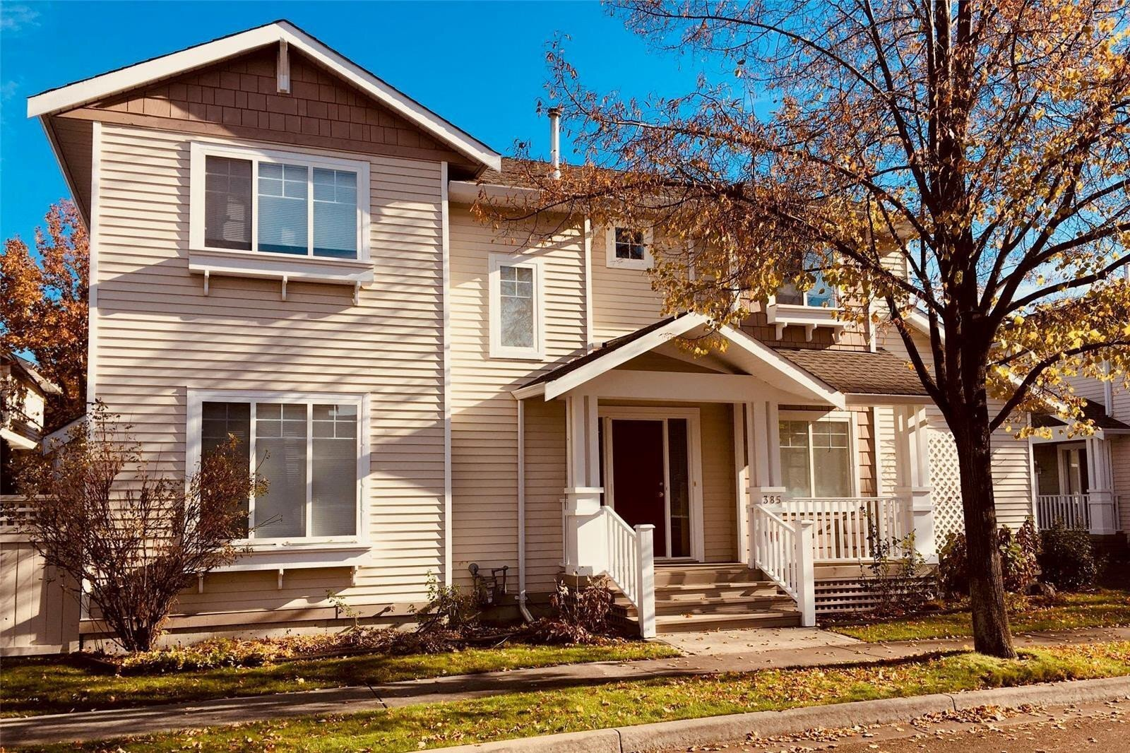 House for sale at 665 Cook Rd Unit 385 Kelowna British Columbia - MLS: 10218525
