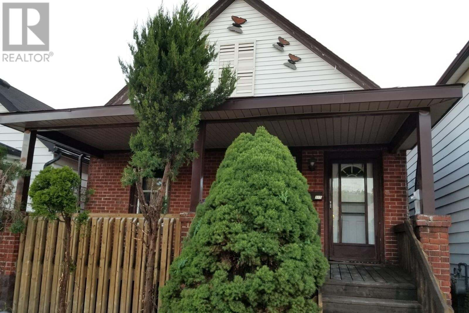 House for sale at 385 Bridge  Windsor Ontario - MLS: 20007799