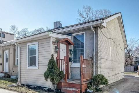 Townhouse for sale at 385 Main St Hamilton Ontario - MLS: X4402938