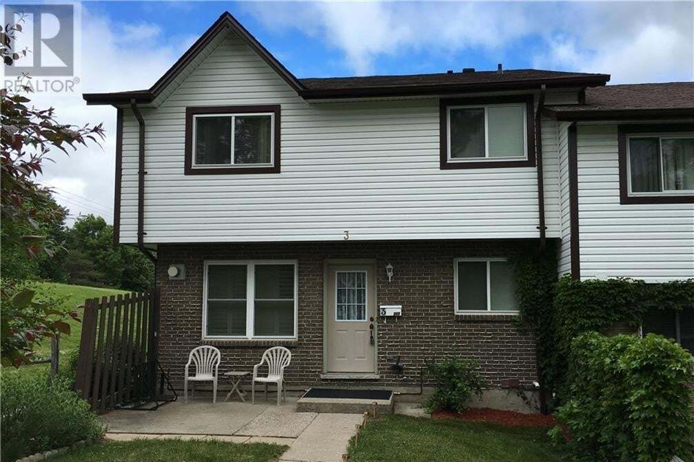 Townhouse for sale at 385 Pioneer Dr Kitchener Ontario - MLS: 30818847