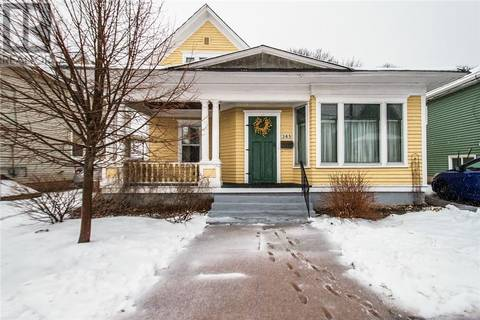 House for sale at 385 Robinson St Moncton New Brunswick - MLS: M122126