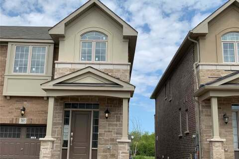 Townhouse for rent at 385 Threshing Mill Blvd Oakville Ontario - MLS: W4955886