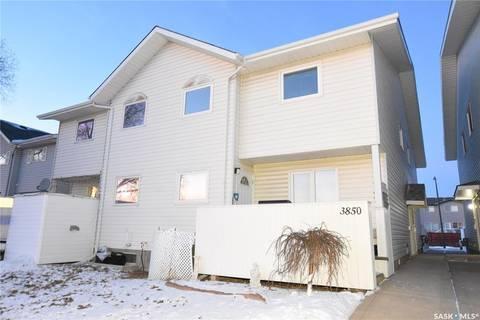 Townhouse for sale at 3850 7th Ave E Regina Saskatchewan - MLS: SK795622
