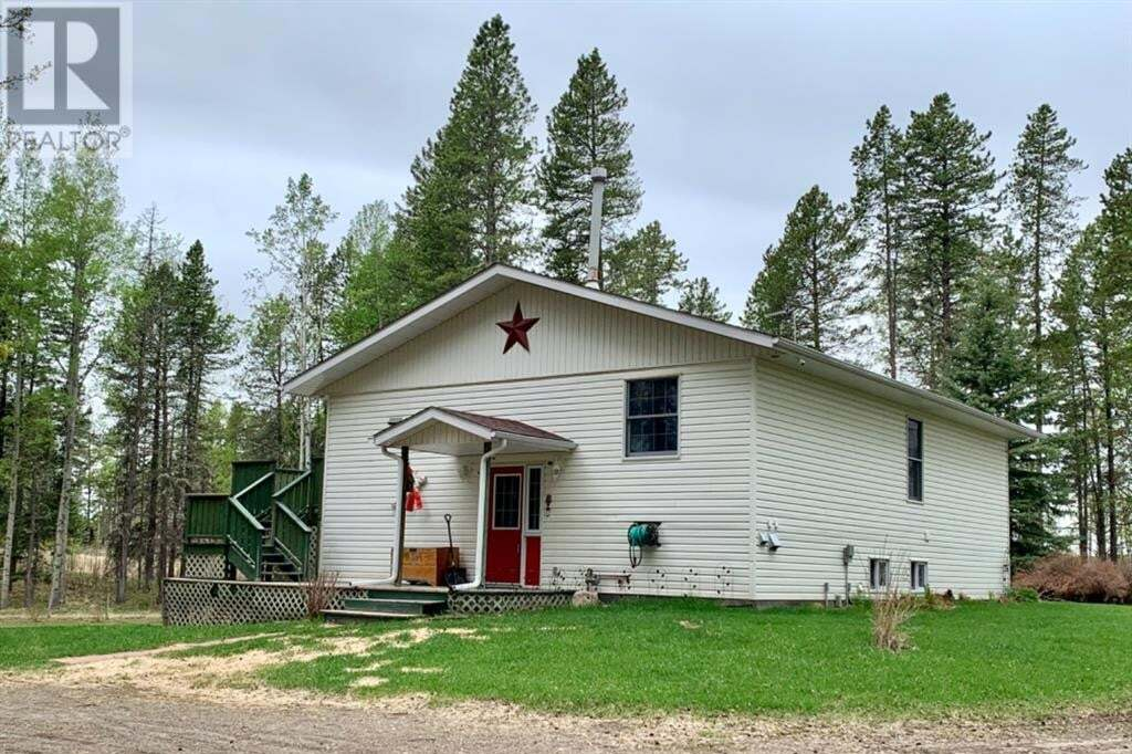 House for sale at 385009 Range Road 8-5  Rural Clearwater County Alberta - MLS: CA0190586