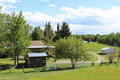 House for sale at 385010 Highway 752  Rural Clearwater County Alberta - MLS: A1007371