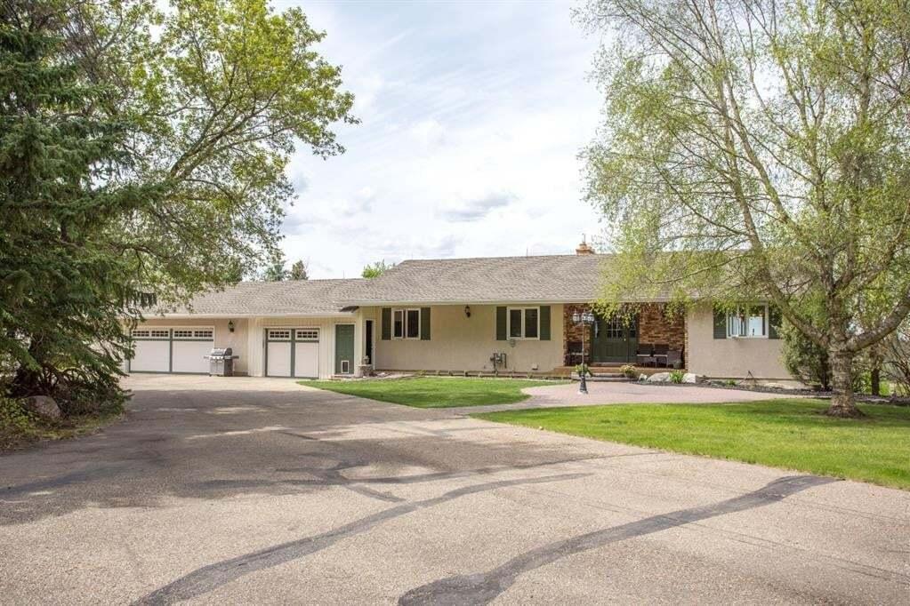 House for sale at 38566 Range Road 272 Rg Red Deer Alberta - MLS: CA0193070