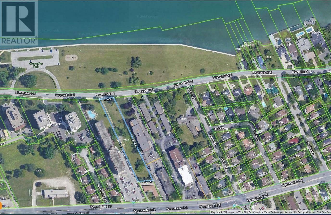 Home for sale at 3857 Riverside Dr East Windsor Ontario - MLS: 19025166