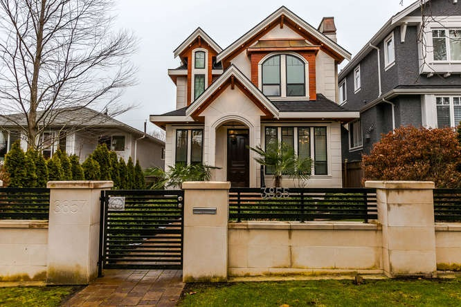 For Sale: 3857 W 24th Avenue, Vancouver, BC   5 Bed, 6 Bath House for $3,888,000. See 20 photos!