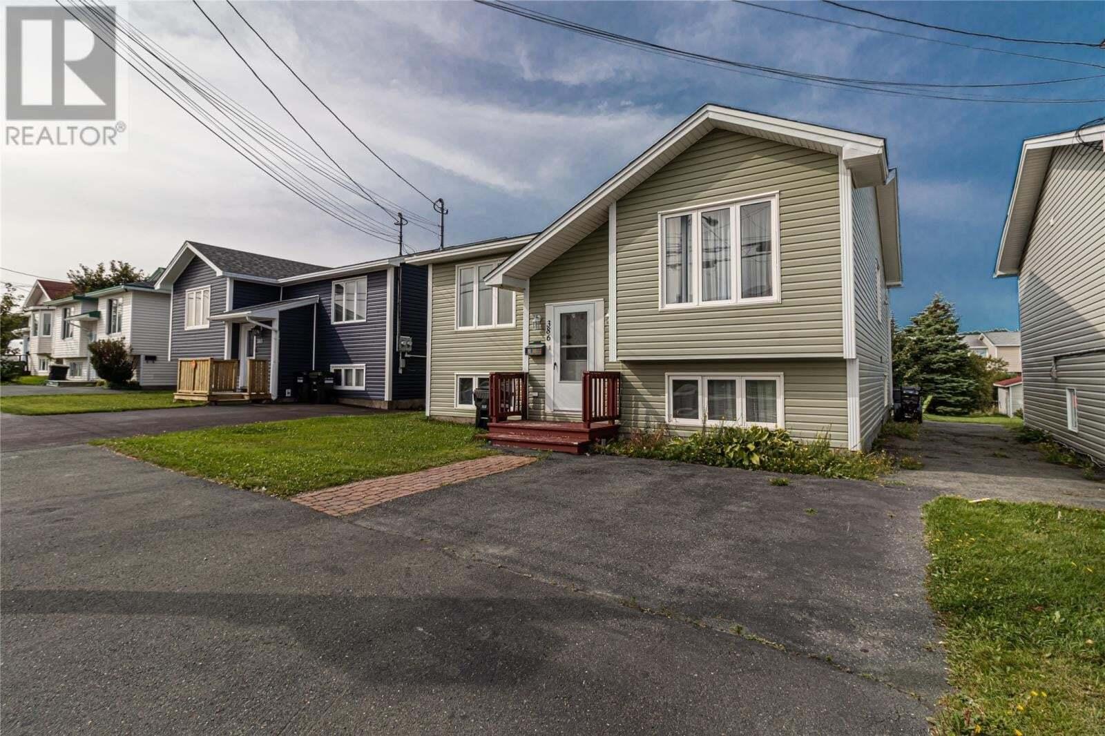 House for sale at 386 Blackmarsh Rd St. John's Newfoundland - MLS: 1221357