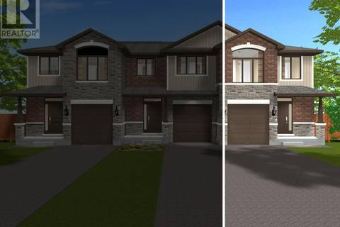 Townhouse for sale at 386 Buckthorn Dr Kingston Ontario - MLS: K19004027