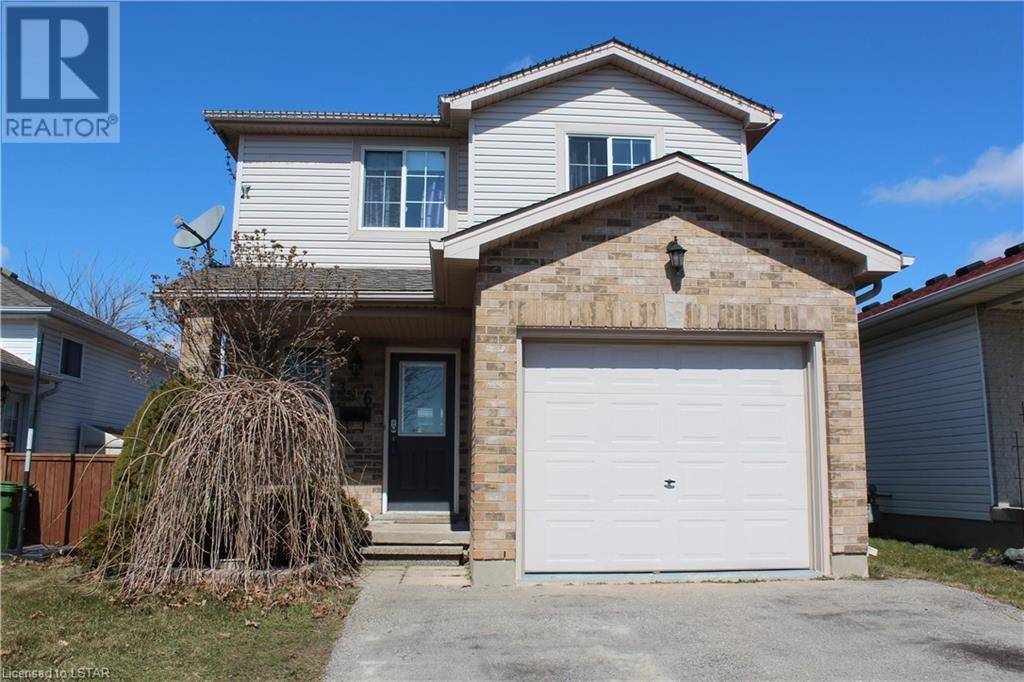 House for sale at 386 Chestnut St St. Thomas Ontario - MLS: 250583