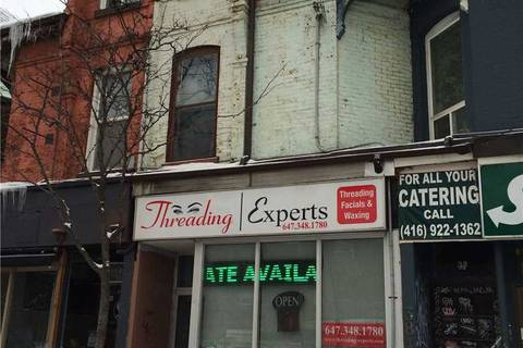 Commercial property for sale at 386 College St Toronto Ontario - MLS: C4731133