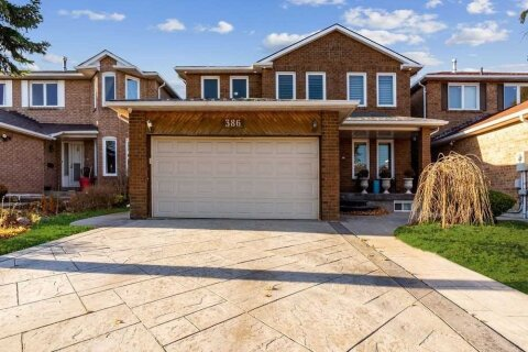 House for sale at 386 Conley St Vaughan Ontario - MLS: N4980761