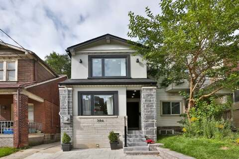 House for sale at 386 Coxwell Ave Toronto Ontario - MLS: E4923956
