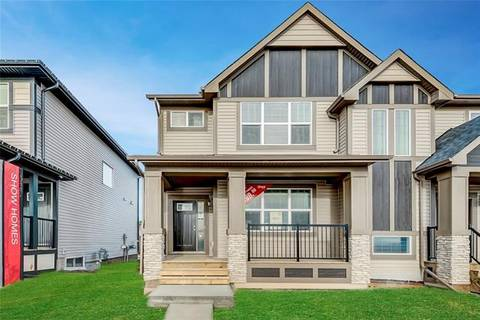 Townhouse for sale at 386 Hillcrest Rd Airdrie Alberta - MLS: C4218804
