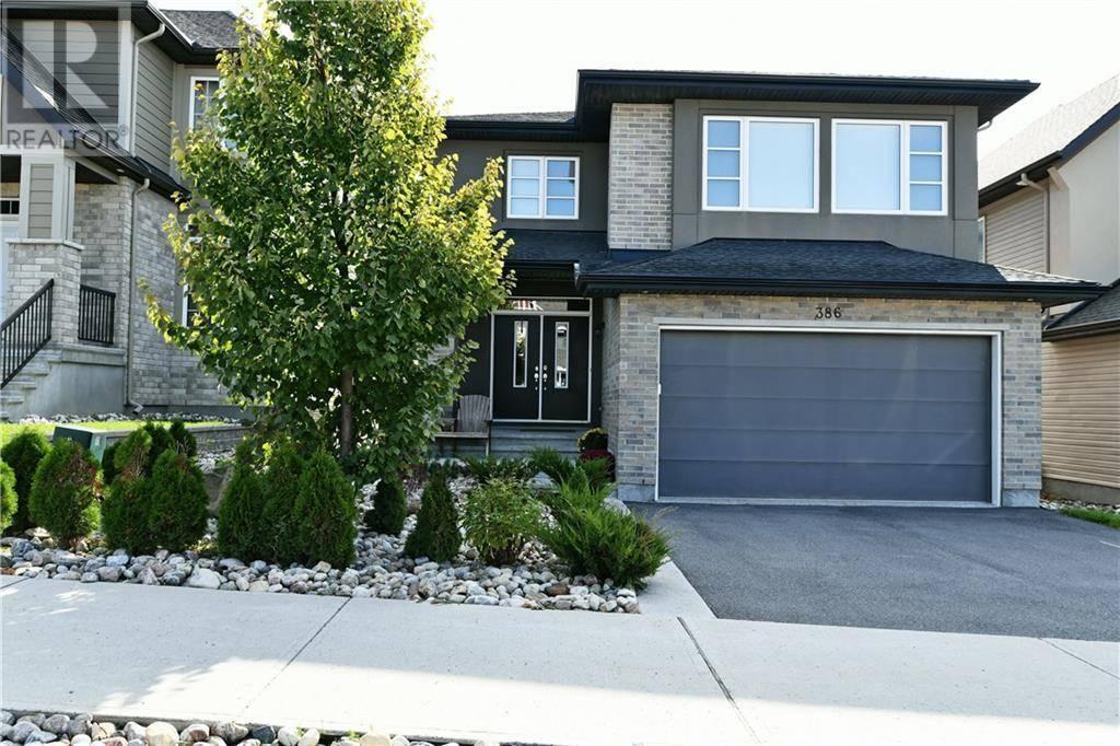 House for sale at 386 Huntsville Dr Ottawa Ontario - MLS: 1172416