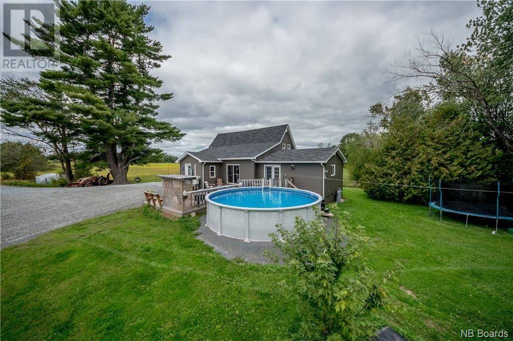 House for sale at 386 Rusagonis Rd Rusagonis New Brunswick - MLS: NB034338