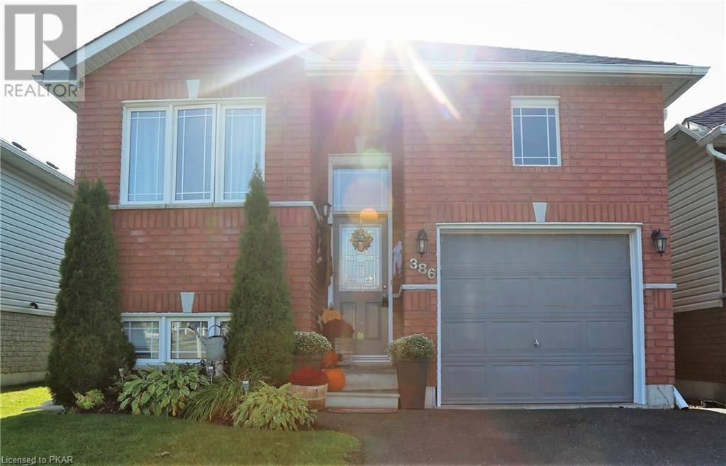 House for sale at 386 Spillsbury Dr Peterborough Ontario - MLS: 226511