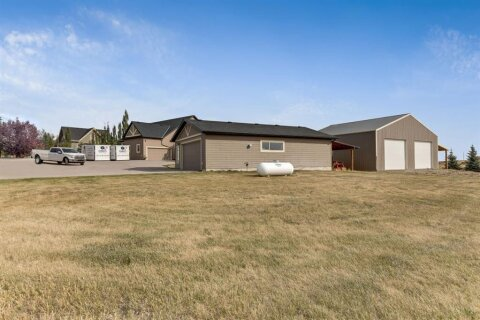 House for sale at 386108 8 St E Rural Foothills County Alberta - MLS: A1036624