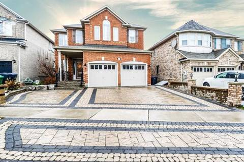 House for sale at 3865 Rosanna Dr Mississauga Ontario - MLS: W4412922