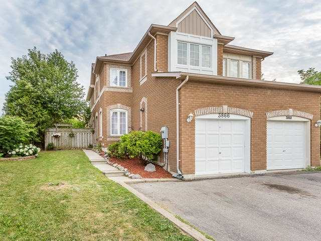 Sold: 3866 Craighurst Avenue, Mississauga, ON