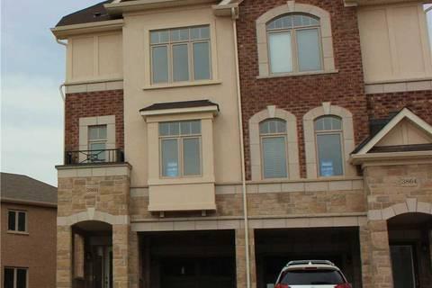 Townhouse for rent at 3866 Tufgar Cres Burlington Ontario - MLS: W4754767