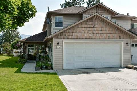 Townhouse for sale at 3869 Glen Canyon Dr West Kelowna British Columbia - MLS: 10184847