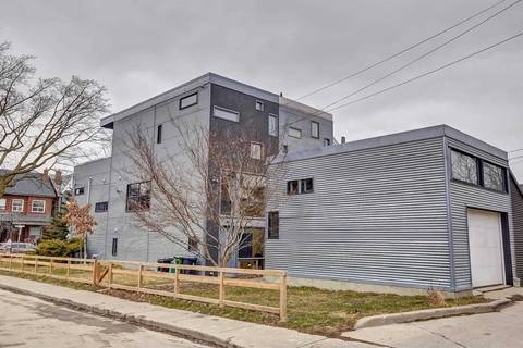 Townhouse for sale at 387 Crawford St Toronto Ontario - MLS: C4727450