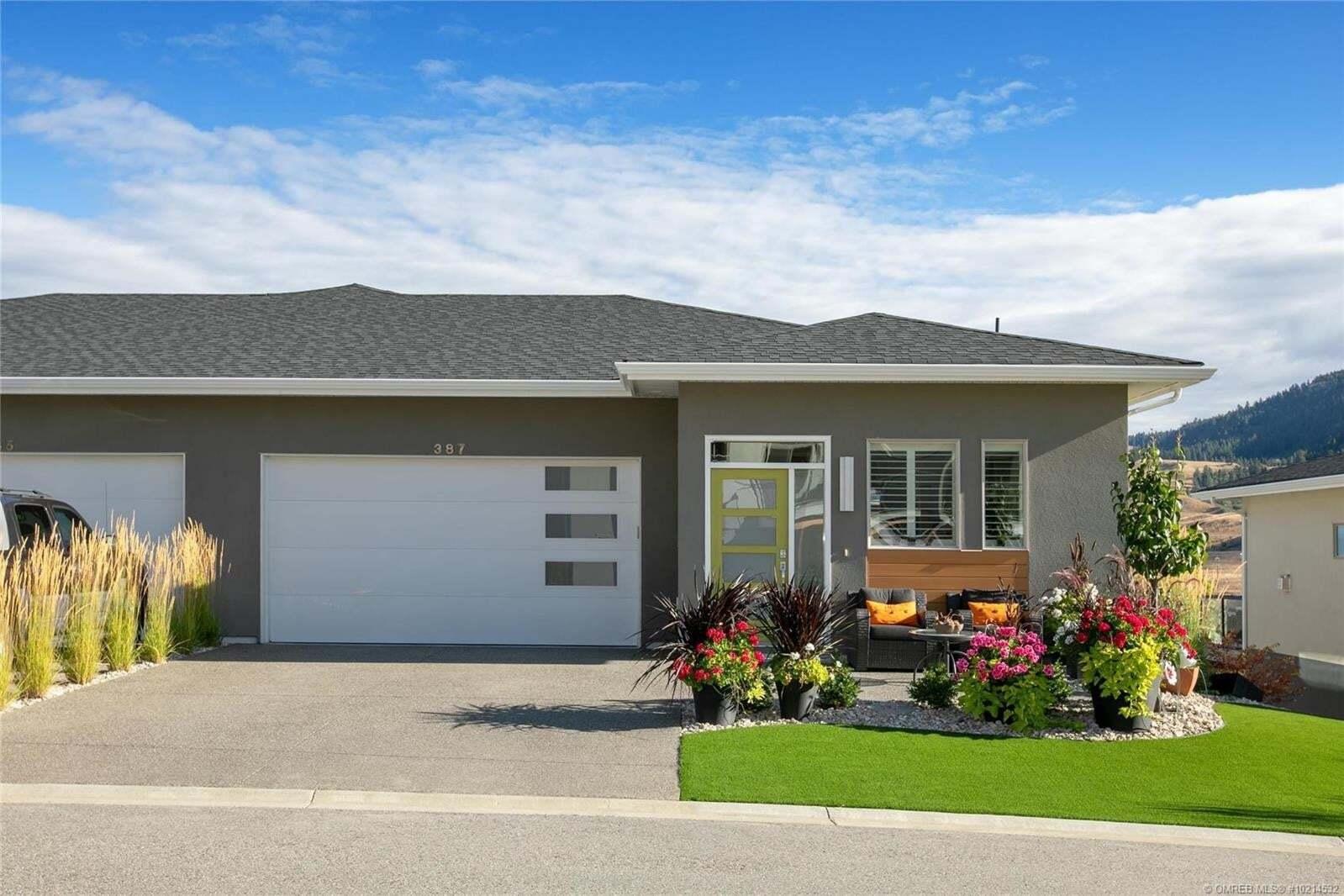 Townhouse for sale at 387 Dunbar Ct Kelowna British Columbia - MLS: 10214532