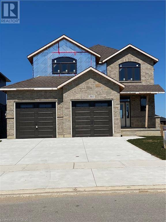 House for sale at 387 Northport Dr Port Elgin Ontario - MLS: 175843