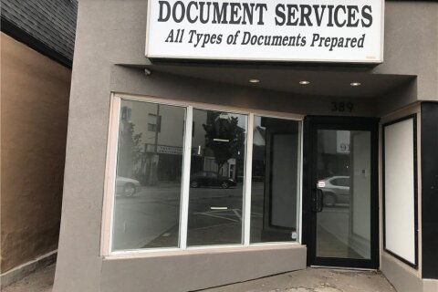 Commercial property for sale at 387 St. Paul St St. Catharines Ontario - MLS: 40040854