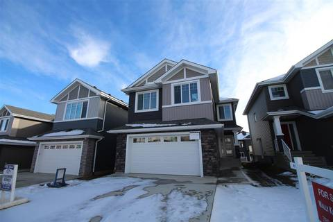 House for sale at 3870 Robins Cres Nw Edmonton Alberta - MLS: E4149396