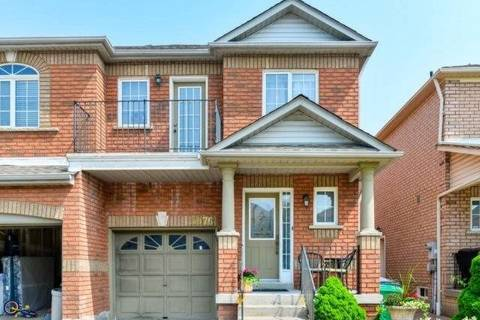 Townhouse for sale at 3876 Manatee Wy Mississauga Ontario - MLS: W4515509