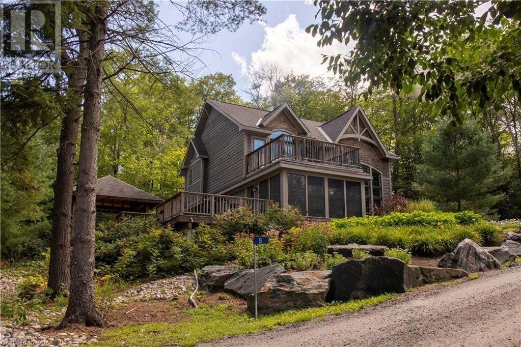 House for sale at 3876 Muskoka 118 Fractional Rd Port Carling Ontario - MLS: 40011340