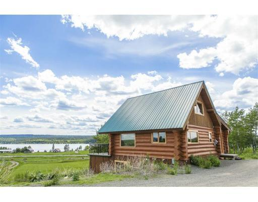 For Sale: 3877 S Cariboo 97 Highway, Lac La Hache, BC | 1 Bed, 2 Bath House for $549,000. See 20 photos!