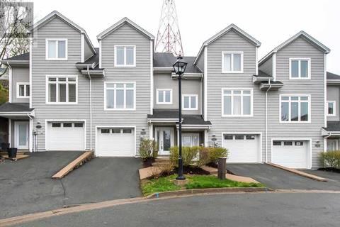 Townhouse for sale at 3879 Mont Blanc Te Halifax Nova Scotia - MLS: 201911503