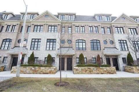 Townhouse for sale at 3879 Bloor St Toronto Ontario - MLS: W4825788