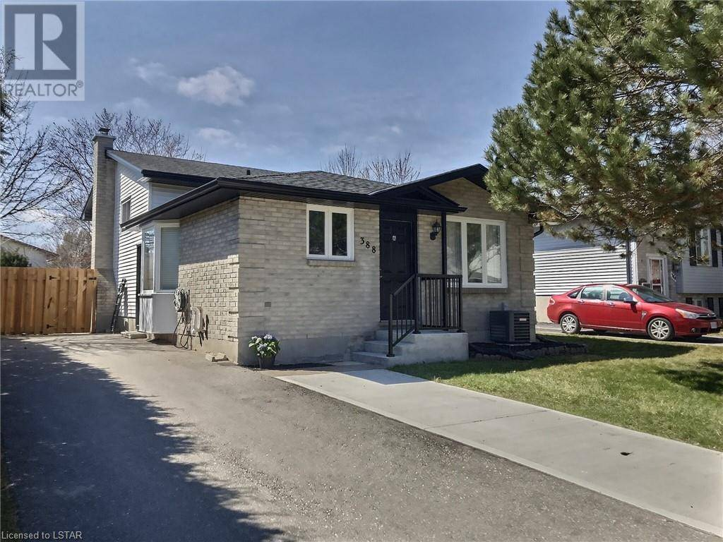 House for sale at 388 Ardsley Cres London Ontario - MLS: 253976