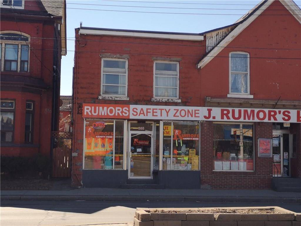 Home for sale at 388 Barton St E Hamilton Ontario - MLS: H4049006