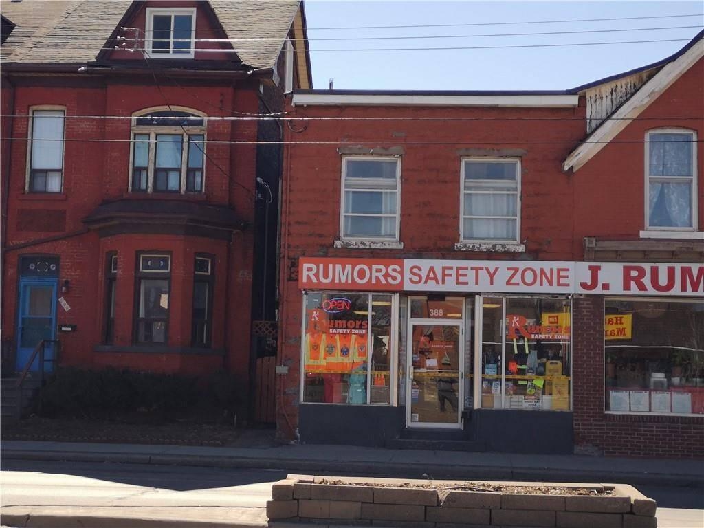 Residential property for sale at 388 Barton St E Hamilton Ontario - MLS: H4063433