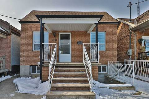 House for sale at 388 Caledonia Rd Toronto Ontario - MLS: W4694698