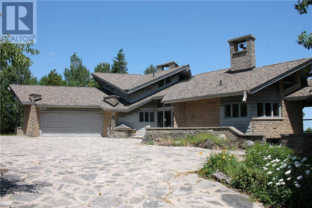 House for sale at 388 Cape Chin Rd North Northern Bruce Peninsula Ontario - MLS: 210381