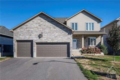 House for sale at 388 Central Park Blvd Russell Ontario - MLS: 1206257