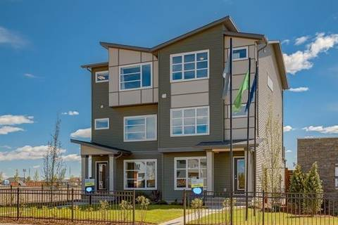 Townhouse for sale at 388 Chinook Gate Cs Airdrie Alberta - MLS: C4220885