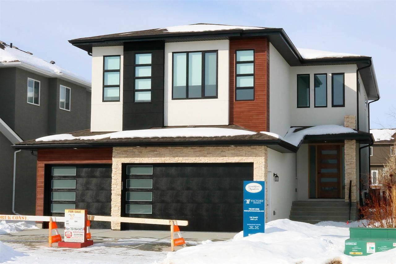 House for sale at 388 Meadowview Dr Fort Saskatchewan Alberta - MLS: E4189019