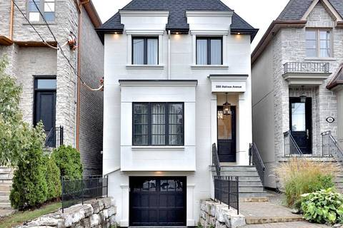 House for sale at 388 Melrose Ave Toronto Ontario - MLS: C4597102