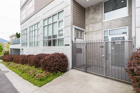Townhouse for sale at 388 Semlin Dr Vancouver British Columbia - MLS: R2455159