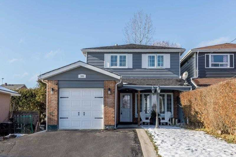 House for sale at 388 Simcoe Road Bradford West Gwillimbury Ontario - MLS: N4307959