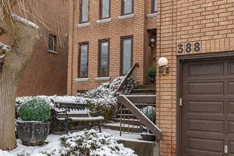 House for sale at 388 Spring Gate Blvd Vaughan Ontario - MLS: N4700747