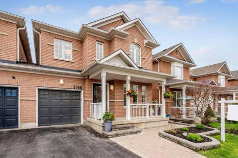 Townhouse for sale at 3880 Arbourview Terr Mississauga Ontario - MLS: W4451424